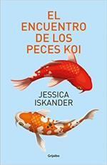 Portada del libro El encuentro de los peces Koi