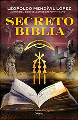 Portada del libro Secreto Biblia