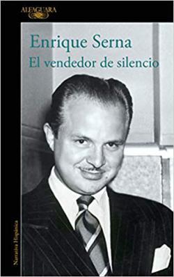 Portada del libro El vendedor de silencio