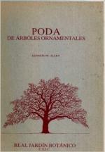 Portada del libro Poda de árboles ornamentales