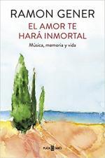 Portada del libro El amor te hará inmortal
