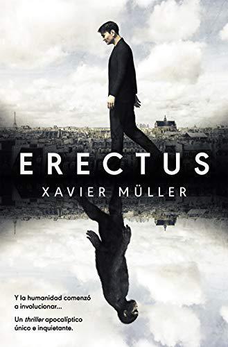 Portada del libro Erectus