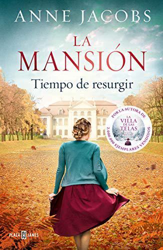 Portada del libro La mansión. Tiempo de resurgir