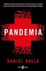 Portada del libro Pandemia