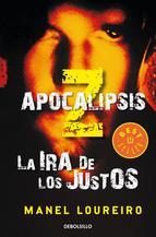 Portada del libro Apocalipsis Z: la ira de los justos