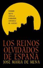 Portada del libro Los reinos olvidados de España