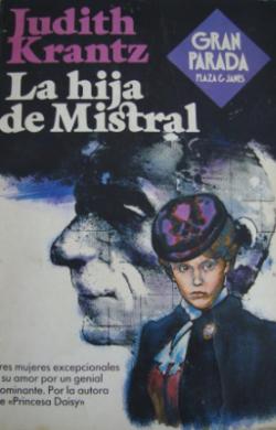 Portada del libro La hija de Mistral