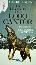 Portada del libro La leyenda del lobo cantor
