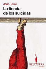 Portada del libro La tienda de los suicidas