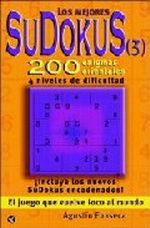 Portada del libro LOS MEJORES SUDOKUS 3