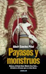Portada del libro Payasos y monstruos