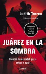 Portada del libro Juárez en la sombra