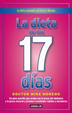 Portada del libro La dieta de los 17 días