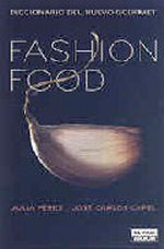 Portada del libro FASHION FOOD