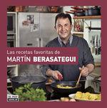 Portada del libro Las recetas favoritas de Berasategui