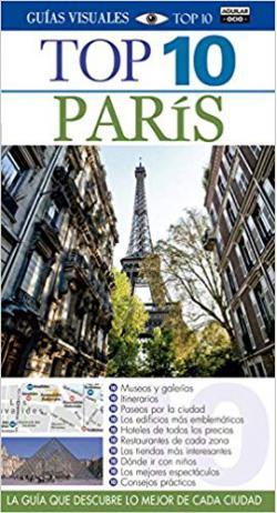 Portada del libro París