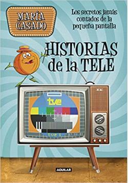 Portada del libro Historias de la tele