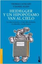 Portada del libro Heidegger y un hipopótamo van al cielo