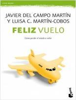 Portada del libro Feliz vuelo: Cómo perder el miedo a volar