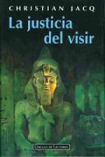 La justicia del visir.  El juez de Egipto III