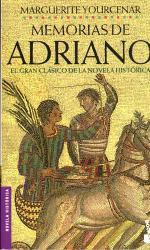 Portada del libro Memorias de Adriano