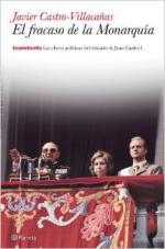 Portada del libro El fracaso de la monarquía