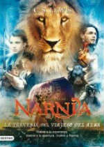 Portada del libro La travesía del Viajero del Alba (Las Crónicas de Narnia 5)