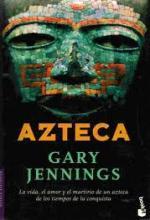 Portada del libro Azteca