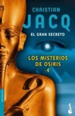 Portada del libro El gran secreto. Los misterios de Osiris 4