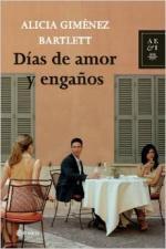 Portada del libro Días de amor y engaños