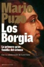 Portada del libro Los Borgia. La primera familia del crimen