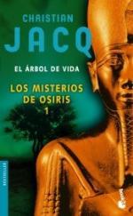 Portada del libro El árbol de vida. Los misterios de Osiris 1