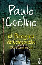 Portada del libro El peregrino de Compostela (Diario de un mago)