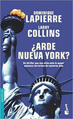 Portada del libro ¿Arde Nueva York?