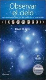 Portada del libro Observar el cielo