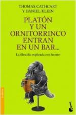 Portada del libro Platón y un ornitorrinco entran en un bar