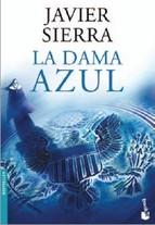Portada del libro La dama azul