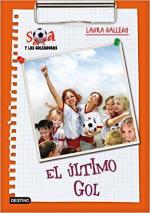 Portada del libro Sara y las goladoras 6: El último gol
