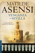 Portada del libro Venganza en Sevilla