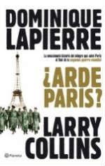 Portada del libro ¿Arde París?