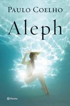 Portada del libro Aleph