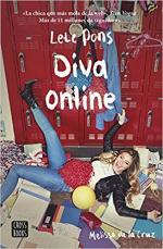 Portada del libro Diva online