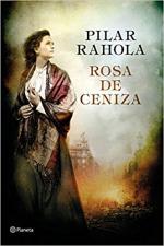 Portada del libro Rosa de ceniza