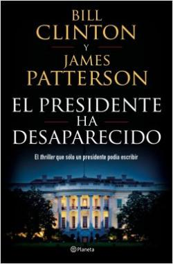 Portada del libro El presidente ha desaparecido
