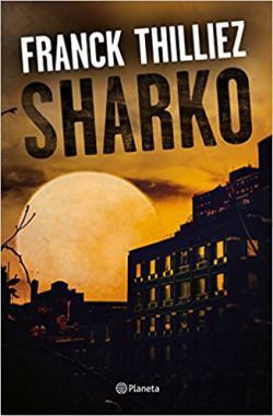 Portada del libro Sharko
