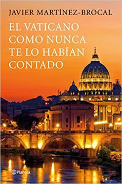 Portada del libro El Vaticano como nunca te lo habían contado