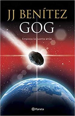 Portada del libro Gog
