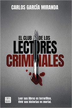 Portada del libro El club de los lectores criminales