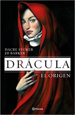 Portada del libro Drácula. El origen