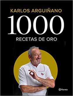 Portada del libro 1000 recetas de oro